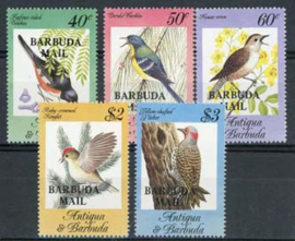 Barbuda,. michel 755/59, xx