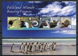 Falkland, michel blok 39, xx