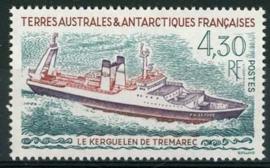 Antarctica Fr., michel 322, xx