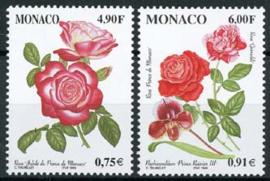 Monaco, michel 2445/46, xx