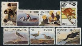 Lesotho, michel 525/30, xx