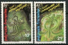 Polynesie, michel 479/80, xx