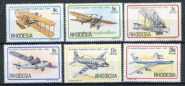 Rhodesie, michel 221/26, xx