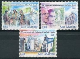 San Marino , michel 2158/60 , xx