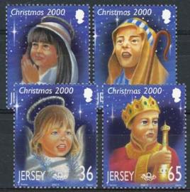 Jersey, michel 957/60, xx