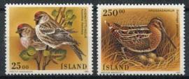 IJsland, michel 833/34, xx