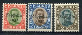 IJsland, michel 147/49, xx