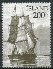 IJsland, michel 924, xx