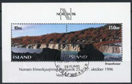 IJsland, michel blok 18, o