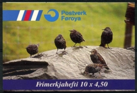 Faroer, michel MH 15, xx