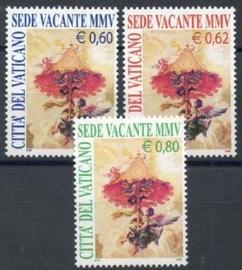 Vaticaan, michel 1514/16, xx