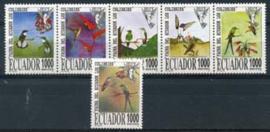 Ecuador, michel 2309/14, xx