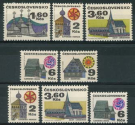 Tsjechoslowakije, michel 1987/91 + y, xx