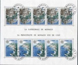 Monaco, michel blok 12, o