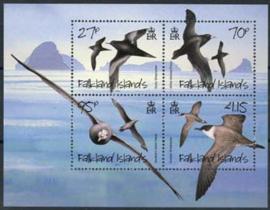Falkland, michel blok 42, xx