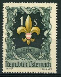 Oostenrijk, michel 966, xx