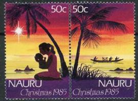 Nauru, michel 310/11, xx