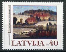 Letland, michel 539, xx