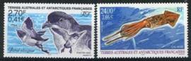Antarctica Fr., michel 440/41, xx