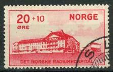 Noorwegen, michel 162, o