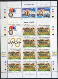 Malta, michel kb 1041/42, xx
