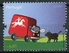 Portugal, michel uit blok 266, xx
