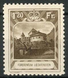 Liechtenstein, michel 105, x