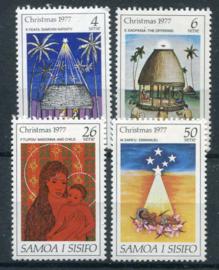 Samoa, michel 362/65, xx