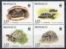 Monaco, michel 2046/49, xx