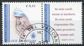 Vaticaan, michel 1467zf, o