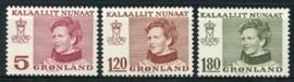 Groenland, michel 106/08 , xx