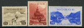 Noorwegen, michel 200/02y, x