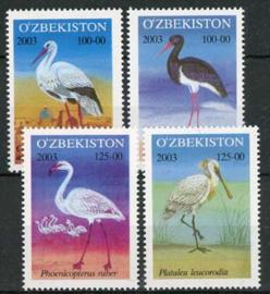 Uzbekistan, michel 523/26, xx