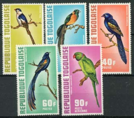 Togo , michel 935/39, xx