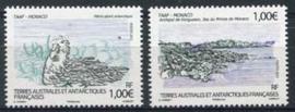 Antarctica Fr., michel 787/88, xx