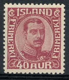 IJsland, michel 94, x