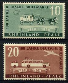 Rheinland, michel 49/50, xx
