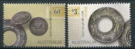 Australie, michel 4036/37, xx