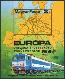 Hongarije, michel blok 137 B, xx