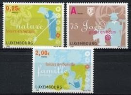 Luxemburg, michel 1611/13 , xx