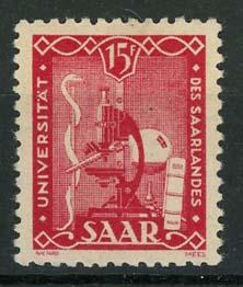 Saar , michel 264 , xx