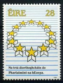 Ierland, michel 681, xx
