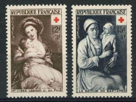 Frankrijk, michel 984/85, xx