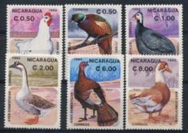 Nicaragua, michel 2599/04, xx