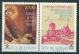 Vatikaan, michel 1079 zf, xx