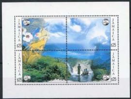 Jamaica, michel blok 41, xx