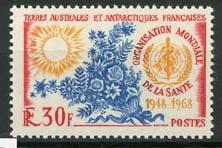 Antarctica Fr., michel 44, xx