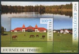 Zwitserland, michel blok 58, xx