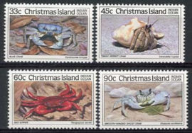 Christmas Isl., michel 203/06, xx