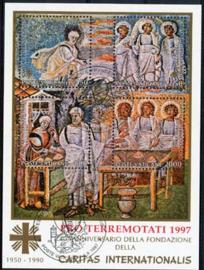 Vatikaan, michel blok 12, o